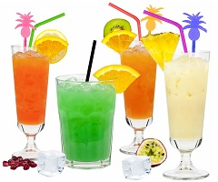 alkoholfreie Cocktails - einfache aber leckere Mixgetränke ohne Alkohol