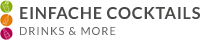 Online Shop Logo Einfache Cocktails Österreich