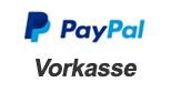 Paypal, Kreditkarte, Lastschrift, Vorkasse, Sofortüberweisung, Rechnung